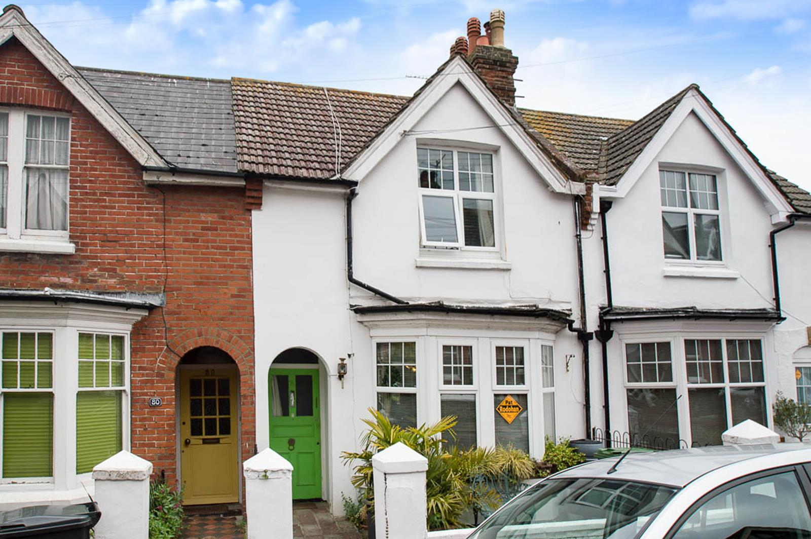 3 Bedrooms Terraced House for sale in Hurst Road, Eastbourne